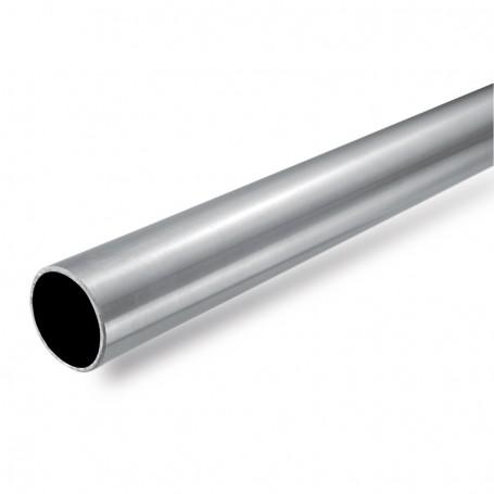 Tube rond en acier inoxydable - Photo