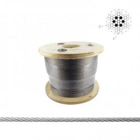 Câble en acier inoxydable - Photo