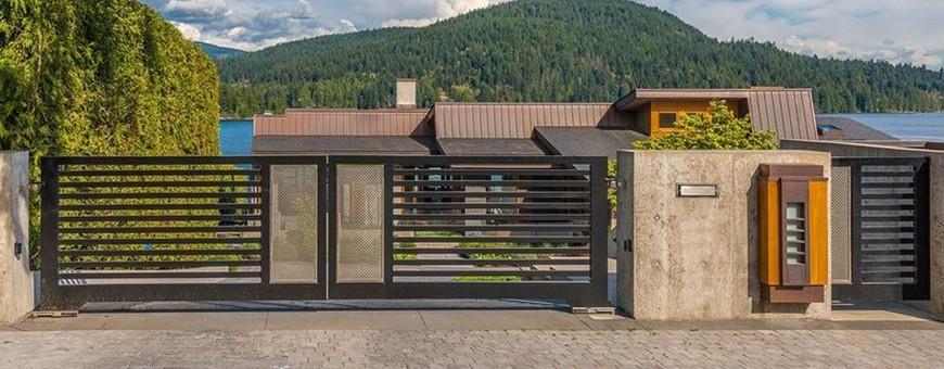 Accessoires pour portes et portails
