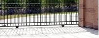 Roue de portail