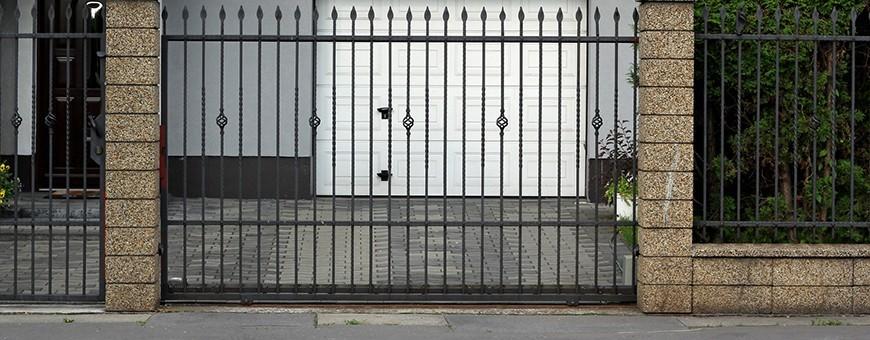 Galet de portail