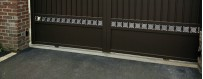 Rail guidage profil en V
